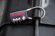 Lockable for Added Security